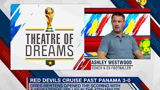 Theatre Of Dreams: Dark Horses Belgium Beat Panama 3-0 In World Cup Opener thumbnail