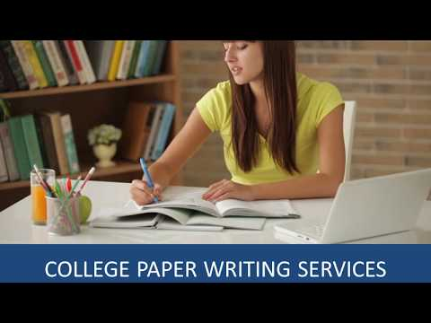 Online College Paper Writing Services To Help With Writing College Paper