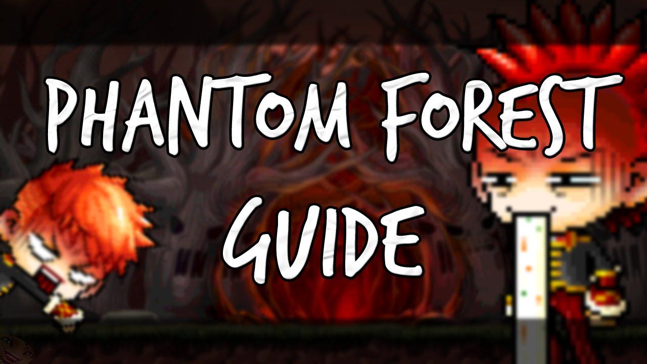Maplestory phantom forest guide youtube publicscrutiny Gallery