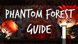 Maplestory - Phantom Forest Guide