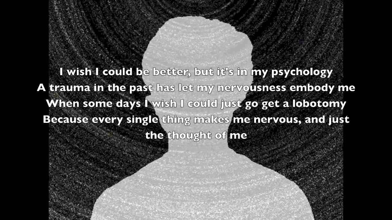 Calm My Nerves Lyrics