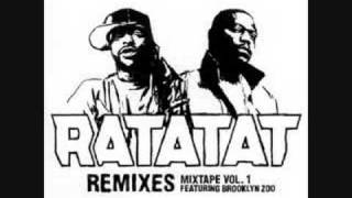 Ratatat - Cuttin It Up (Feat. Raekwon & Ghostface Killah)