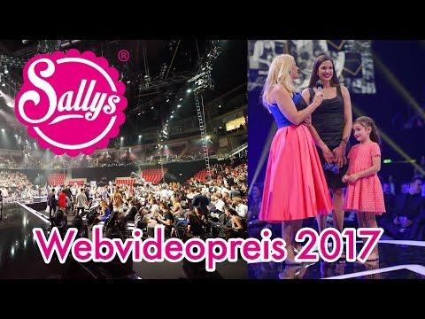 Webvideoaward 2017 / Webvideo Preis / Verlosung / Sallys Welt