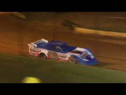 Limited late model at Hartwell speedway August 3rd 2019