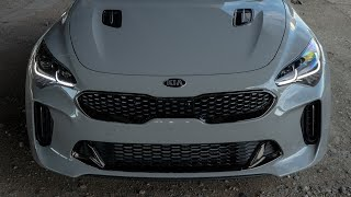 Now that the HYPE has settled, let's RE-VISIT the Kia Stinger GT!