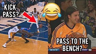 "NBA ""That PASS"" Moments"