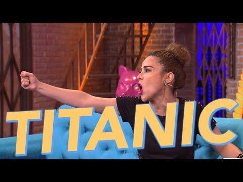 Titanic - Entrevista Cantando - Wanessa Camargo + Tatá Werneck - Lady Night - Humor Multishow