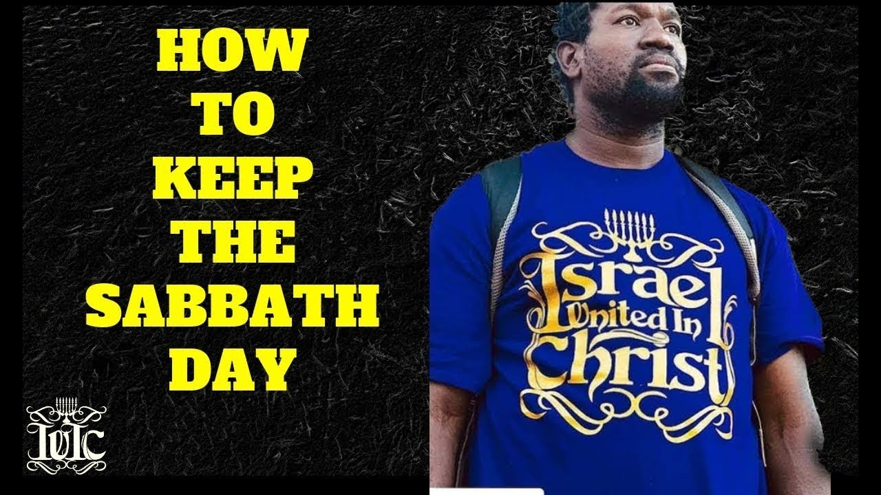 15 Minutes With The Captains: How To Keep The Sabbath Day