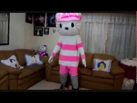 Hello kitty en mi casa youtube - Casa hello kitty ...