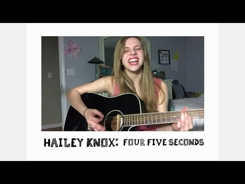 Four Five Seconds by Rihanna, Kanye and Paul McCartney (cov