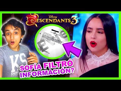 ALERTA DESCENDIENTES 3!! NUEVA INFORMACIÓN SOBRE LA PELÍCULA, Disney Channel | CÉSAR DOO