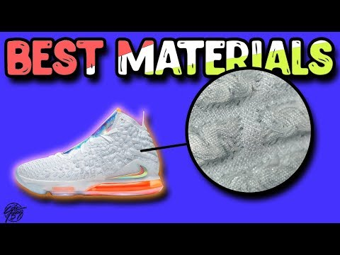 best-basketball-shoes-with-the-best-materials!