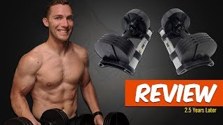 Core Fitness Adjustable Dumbbells Review (2019) - 2.5 Years Later | GamerBody| GamerBody