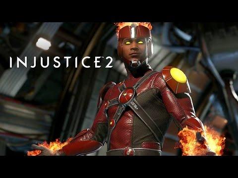 Injustice 2 - Firestorm Gameplay Trailer