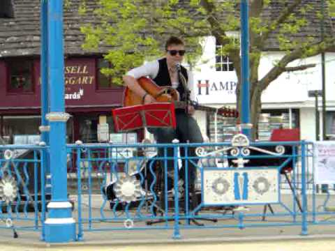 """Chelle Dean - """"Wake Me Up Inside (Bring Me To Life)"""" Evanescence - Bandstand, Carfax, Horsham"""