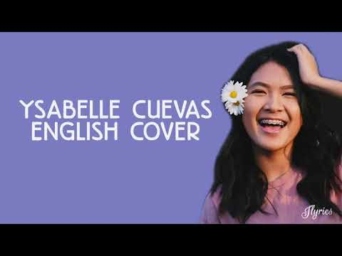 BTS - The Truth Untold (English Cover) By Ysabelle Cuevas (Lyrics)
