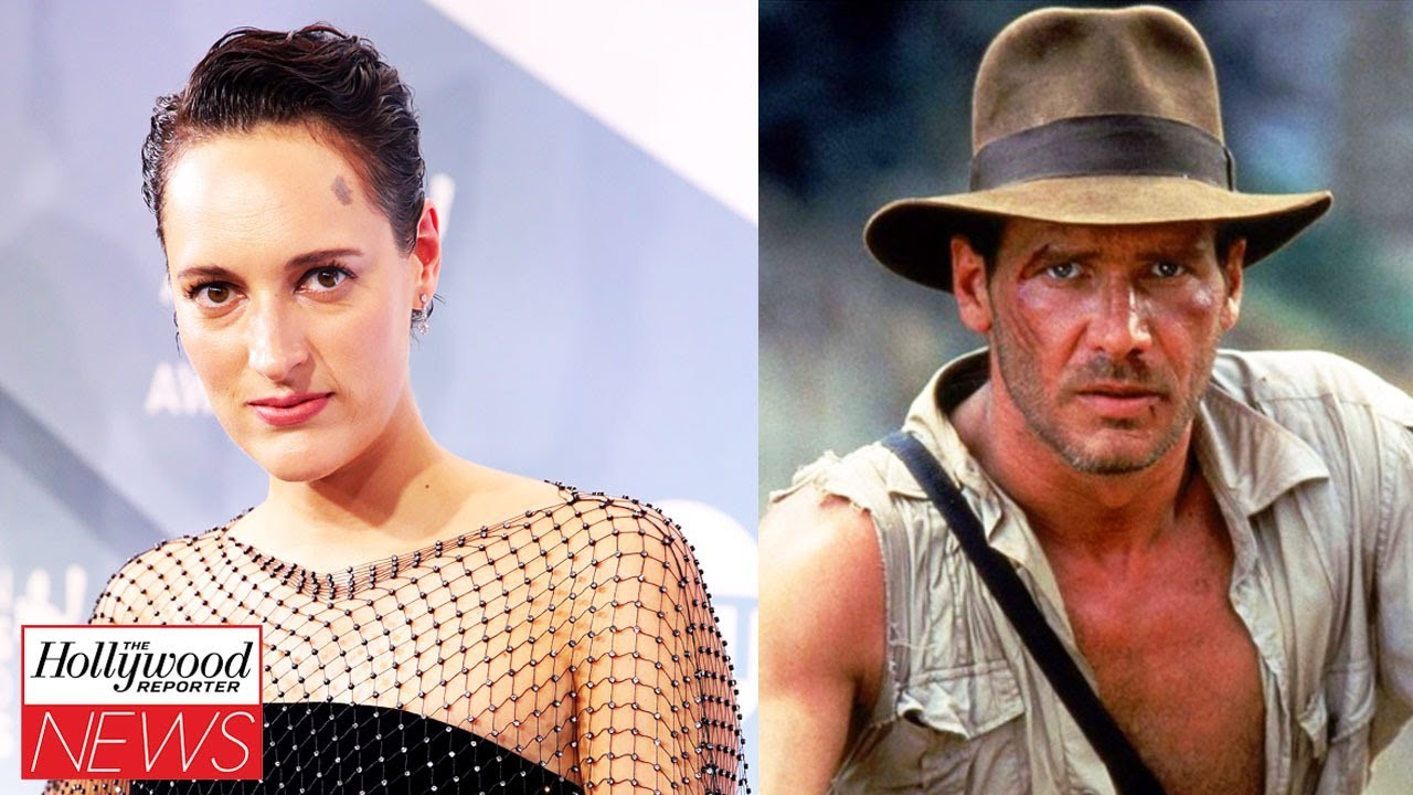 Phoebe Waller-Bridge Will Star Alongside Harrison Ford In 'Indiana Jones 5' | THR News
