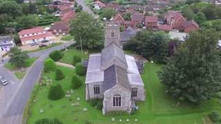 Buxton From Above - DJI Phantom 3 Standard
