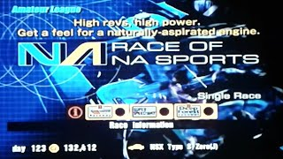 Gran Turismo 3: A-Spec - Part #34 - Race of NA Sports II (Amateur)