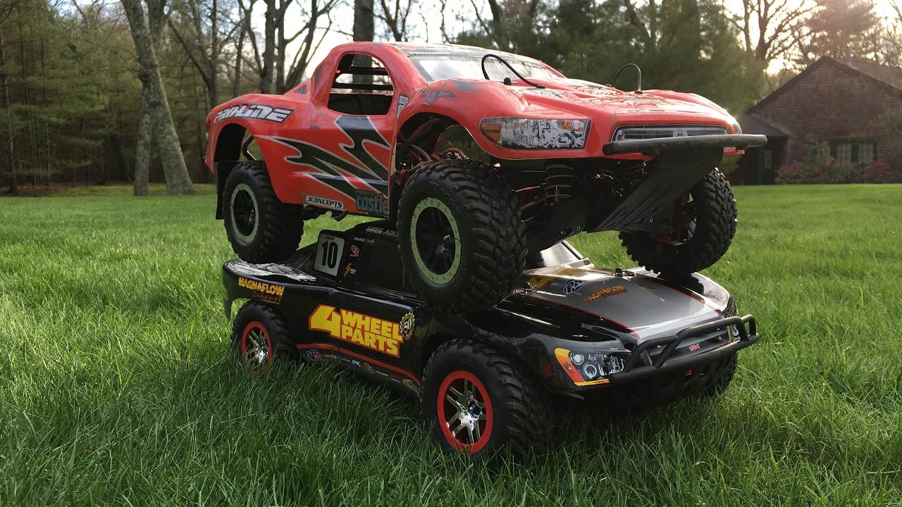 My Slash 4x4 Racing Setup + Tips & Suggestions