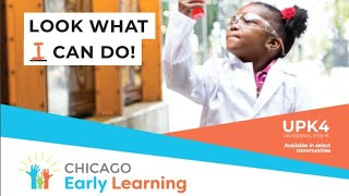Lucy Capri: Chicago Early Learning (Radio Commercial)