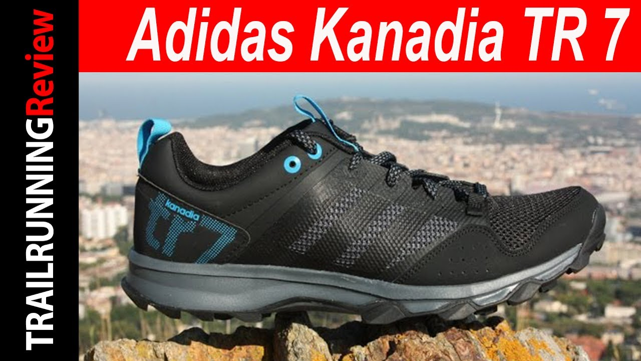 Oso Tom Audreath factor  Adidas Kanadia TR 7 Review - YouTube