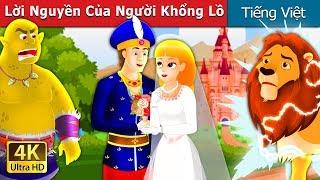 Lời Nguyền Của Người Khổng Lồ |  The Giant's Spell Story in Vietnam | Truyện cổ tích việt nam