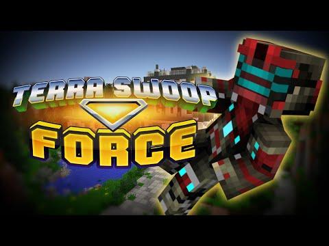 NEJLEPŠÍ MAPA ROKU 2016! - Minecraft Map: Terra Swoop Force!