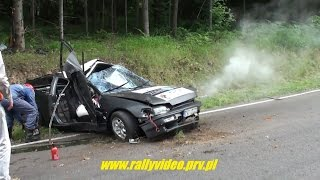 best of (crashes) vol 6 - 2014 - www.rallyvideo.prv.pl - dzwony kjs crash rally hd