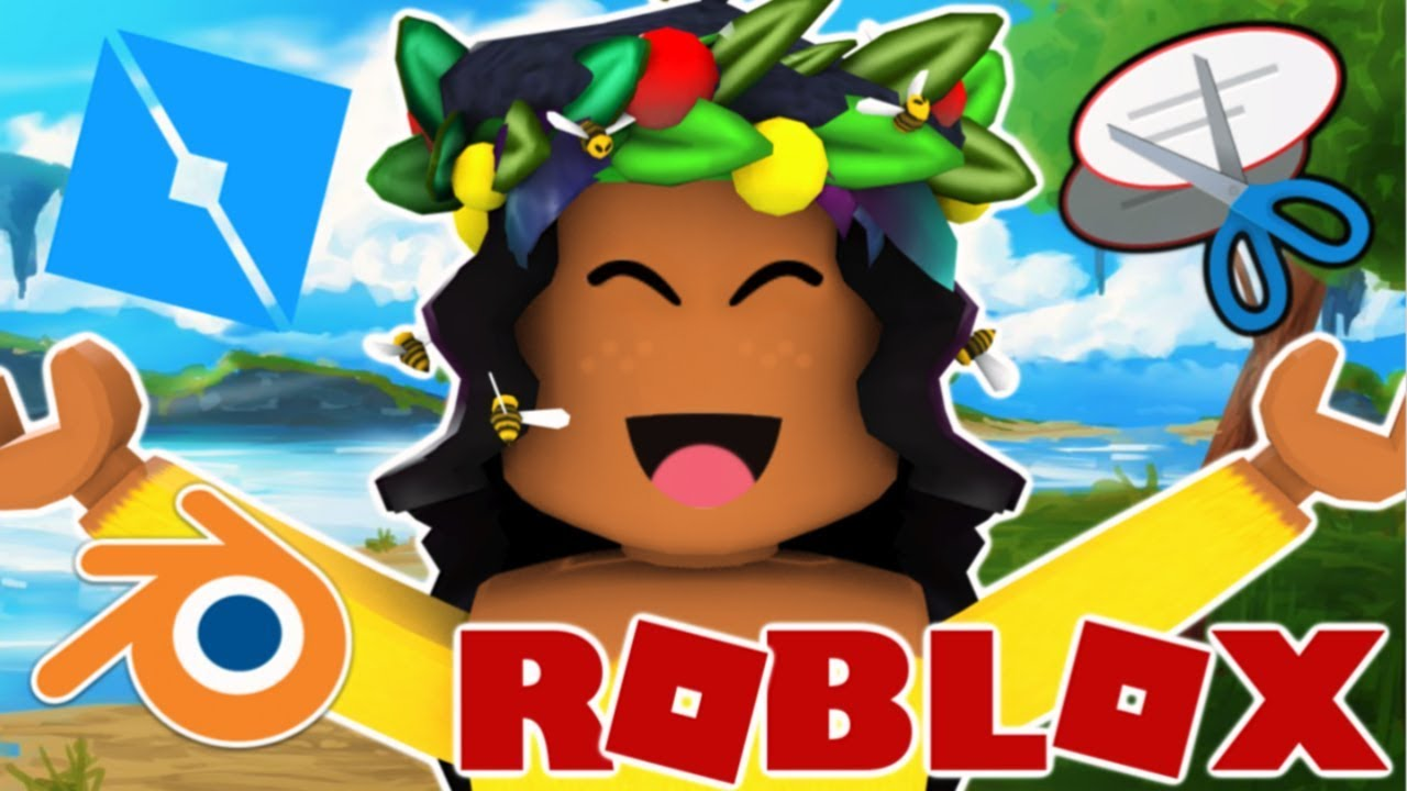 How To Make A Cool Roblox Thumbnail How I Make My Roblox Thumbnails Part 2 Step By Step