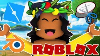 HOW I MAKE MY ROBLOX THUMBNAILS! (Part 2) ✂️ | Step By Step Tutorial 🤗