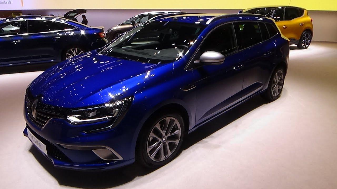 2019 Renault Megane Grandtour GT-Line TCe 140
