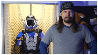 How i Suit up (Behind the scenes) Mark 1 Superhero Armor