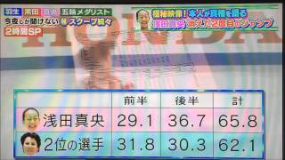 【浅田真央・スクープ極秘映像】グランプリファイナル金メダル優勝の裏...