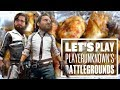 Let's Play PUBG gameplay with Johnny and Ian: Chicken Drumsticks?