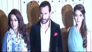 Video Saif and Ileana promote 'Happy Ending' on sets of 'Ajeeb Dastan Hai Yeh' download MP3, 3GP, MP4, WEBM, AVI, FLV Juni 2018