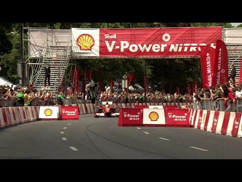 Shell V-Power Nitro+ Festival South Africa