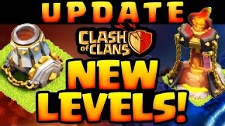 Clash of Clans CZ/SK | UPDATE 2016 | CZ LETSPLAY