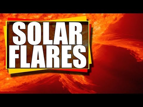 SOLAR FLARES: Incredible compilation of some stunning solar flares / Coronal Mass Ejections
