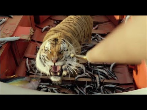 Life of Pi - Trailer (Deutsch | German) | HD
