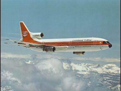Five Amazing Facts About The Lockheed L-1011