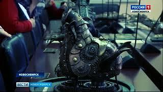 Новосибирский кузнец создал коллекцию украшений в стиле стимпанк