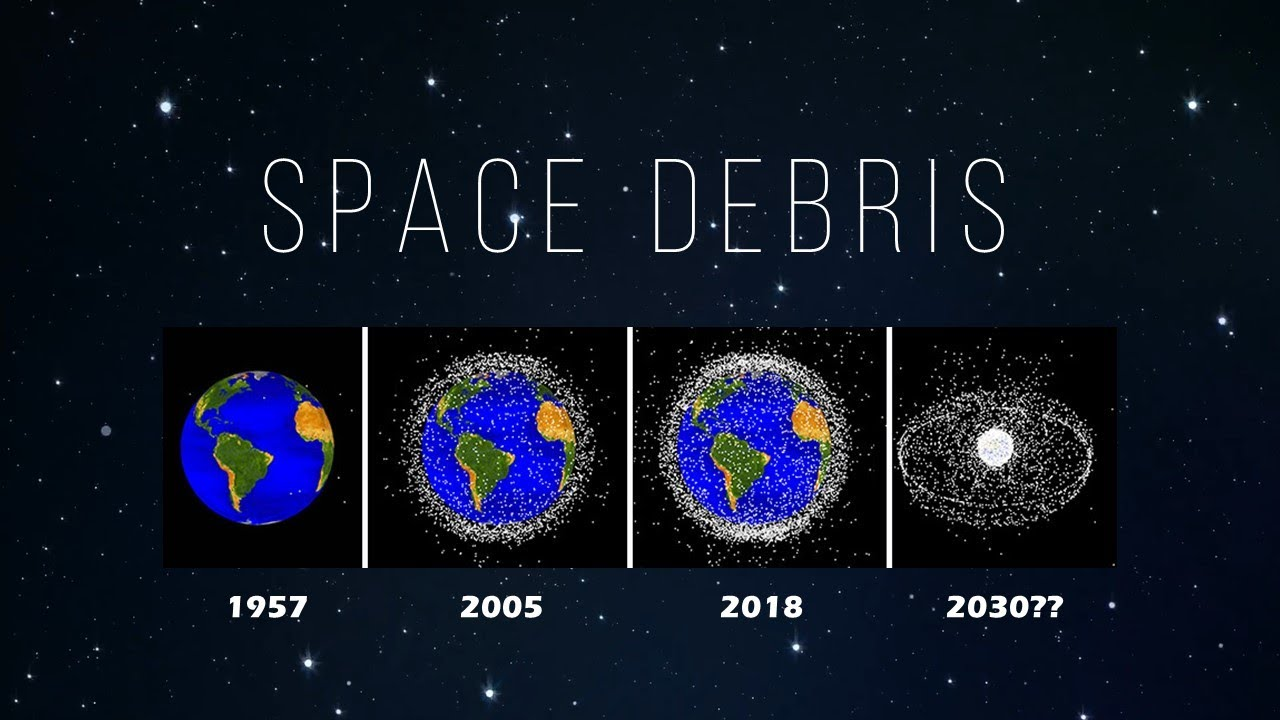 nasas space debris problem and how to solve it youtube