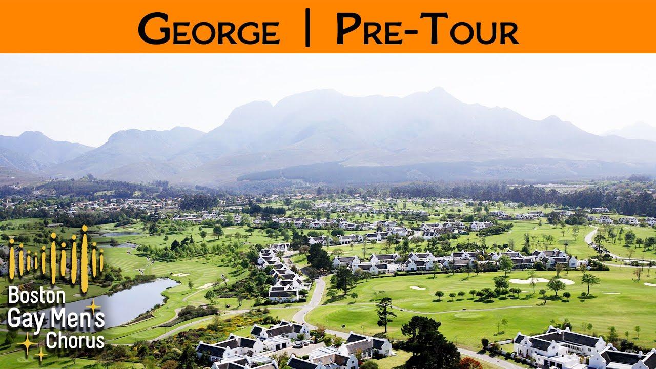 South Africa Pre-Tour - George - Boston Gay Men's Chorus