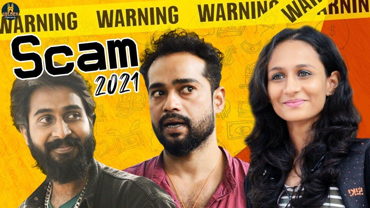 Scam 2021 | Best Hyderabadi Comedy Video | 2021 Funny Video | Abdul Razzak | Golden Hyderabadiz