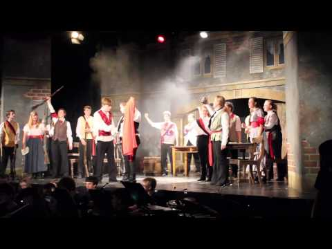 Les Miserables - Kenilworth School 2014 (Full show)