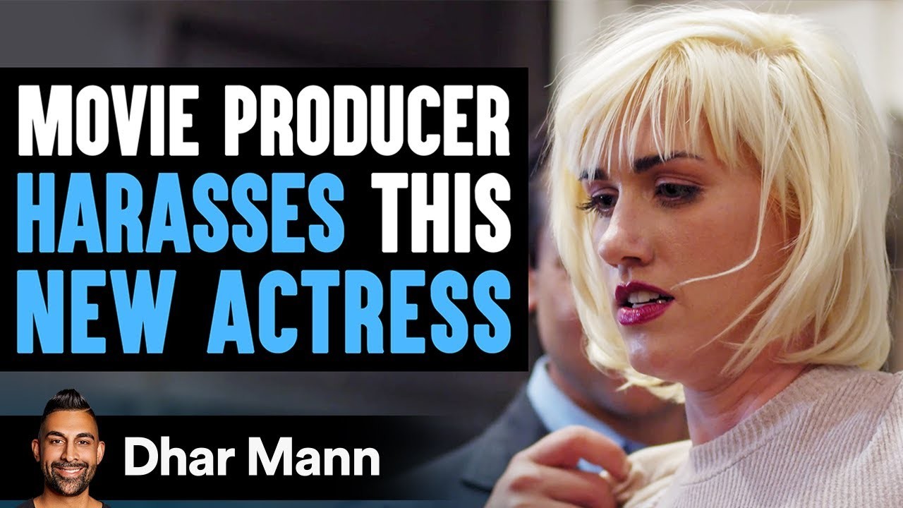 Download Producer Harasses Aspiring Actress, He Lives To Regret His Decision | Dhar Mann