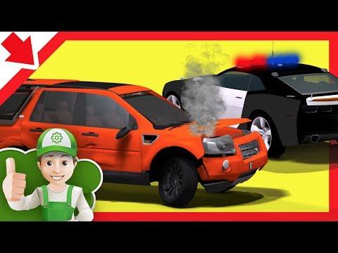 Il videogioco della polizia di stato parte 1 doovi for Blaze cartoni in italiano
