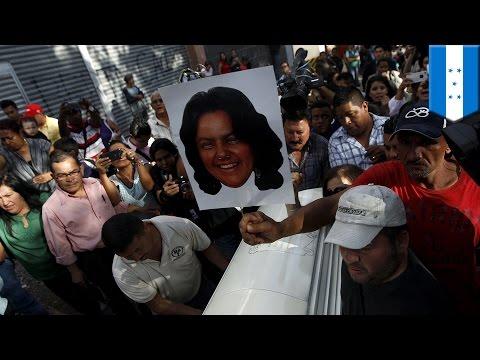Activist murdered: indigenous-rights leader Berta Caceres murdered at home in Honduras - TomoNews