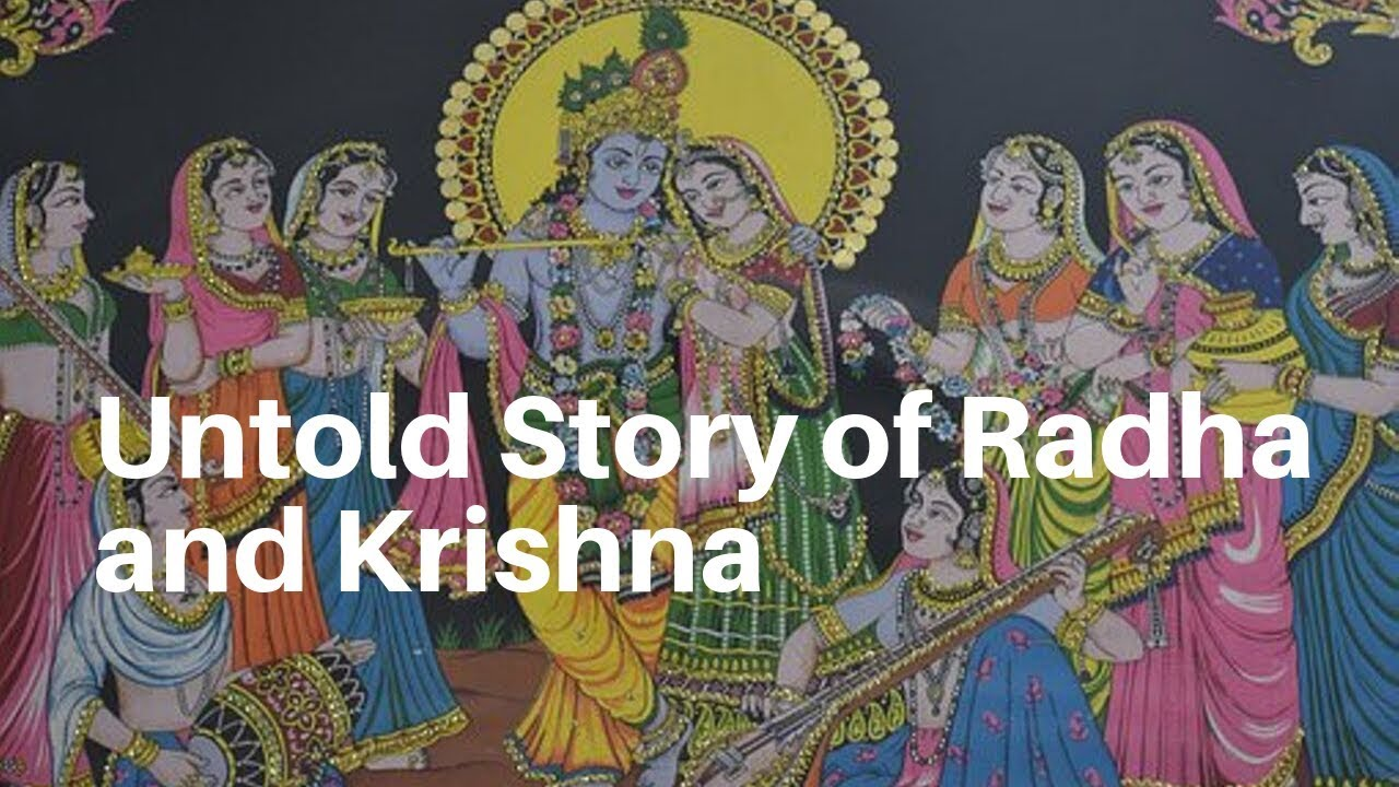 Untold Story of Radha and Krishna - National Discovery Channel